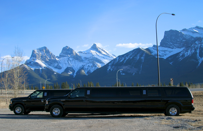 Limousine for Calgary tours